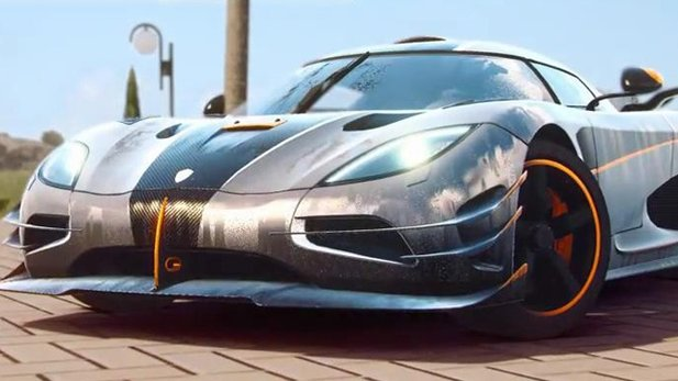 Koenigsegg-Trailer von Need for Speed Rivals