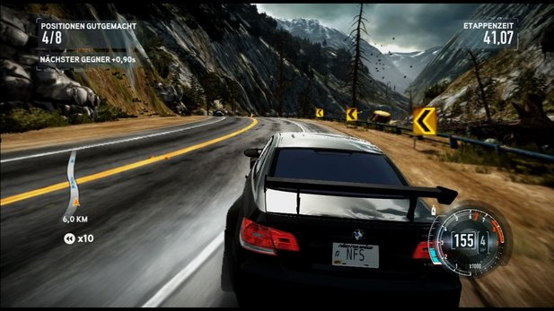 Der neue Patch für Need for Speed: The Run entfernt die 30-FPS-Sperre.