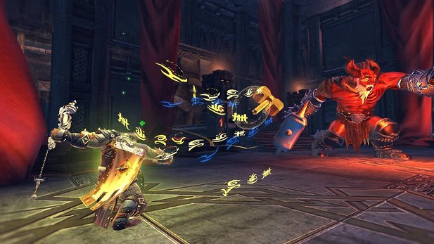 Das Update »Fury of the Feywild« für Neverwinter ist da.