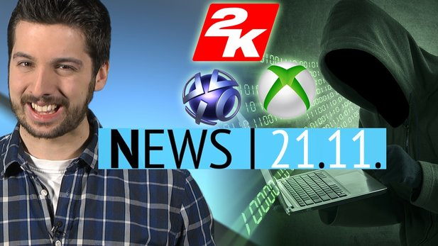 News - Freitag, 21. November 2014 - Hacker leaken PSN-, Xbox- & 2K-Passwörter & Assassin's Creed für Kinder