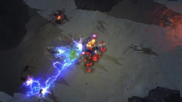 Path of Exile - Gameplay-Trailer zur neuen Challenge-League »Torment«