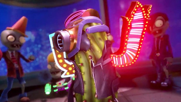 Plants vs. Zombies: Garden Warfare 2 - Trailer zum ersten DLC »Graveyard Variety Pack«