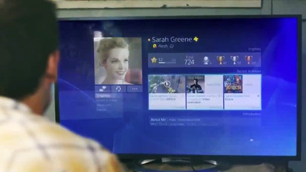 PlayStation 4 - E3-Trailer zu UI, Social-Features & Sharing