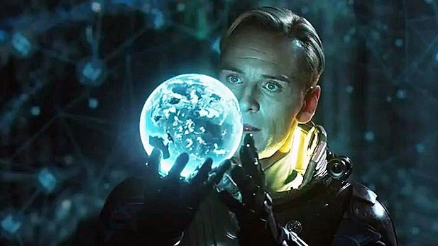 Prometheus - International Launch-Trailer (Extended)
