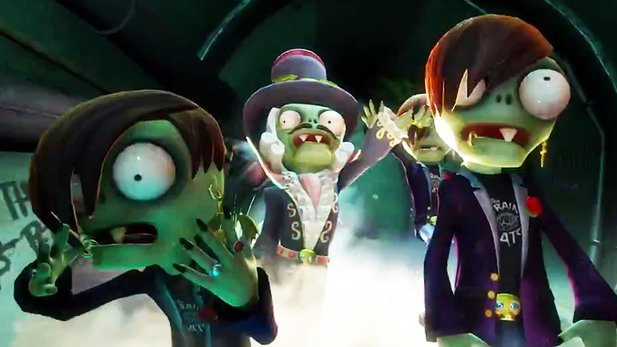 Suburbination-Trailer von PvZ: Garden Warfare