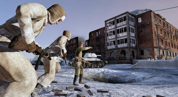 Der Beta-Test von Red Orchestra 2: Heroes of Stalingrad startet erst am 30. August.
