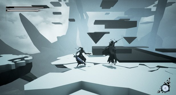??In Shattered - Tale of the Forgotten King gibt es 12 individuelle Endgegner.