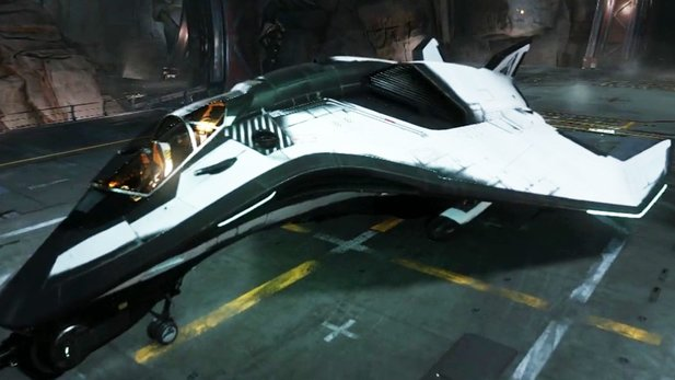 Star Citizen - Gameplay: Schiffe & Hangar