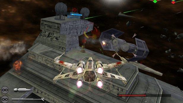 Xbox Live: Kostenloses Wochenende, Star Wars Battlefront II spielbar