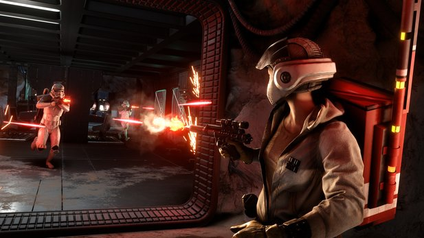 Star Wars: Battlefront hat zum Release in den USA massive Probleme.