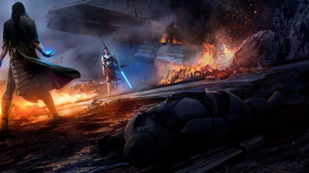 Star Wars: The Old Republic - Verraten-Trailer stellt das Add-on »Knights of the Eternal Throne« vor
