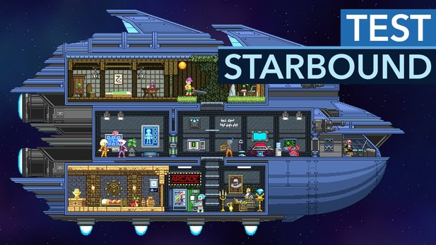 Starbound - Test-Video: So gut ist das Pixelabenteuer
