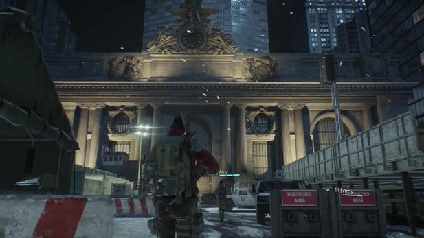 The Division - PC-Gameplay Trailer mit 60 FPS