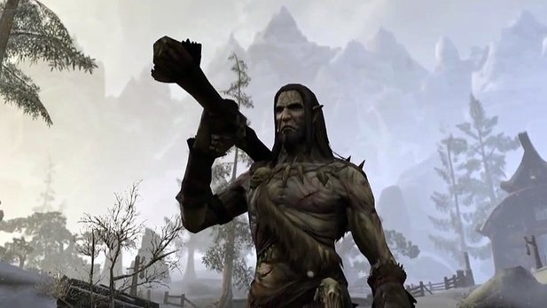 The Elder Scrolls Online - E3-Trailer zur Ankündigung der PS4-Version