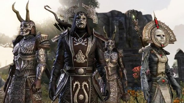Ingame-Trailer von The Elder Scrolls Online