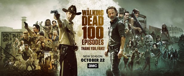 Start Walking Dead Staffel 8