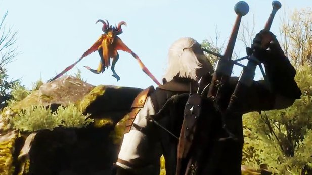 The Witcher 3: Wild Hunt - Gameworks-Effekte im Nvidia-Trailer