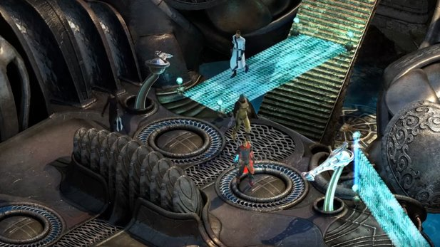 Torment: Tides of Numenera - Gameplay-Video zeigt Alpha-Version