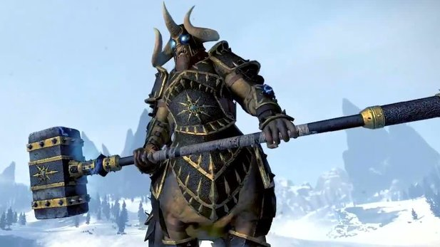 Total War: Warhammer - Gameplay-Video: Chaos gegen Zwerge