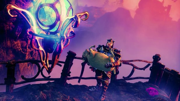 Trine 3: The Artifacts of Power - Launch-Trailer zum 2,5D-Jump&Run