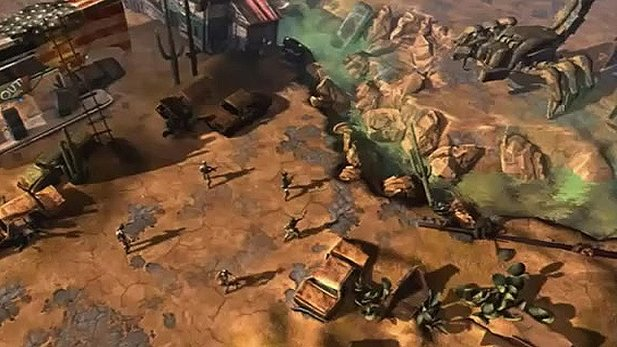 Wasteland 2 - Gameplay-Video