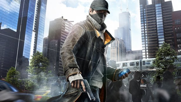Test-Video von Watch Dogs