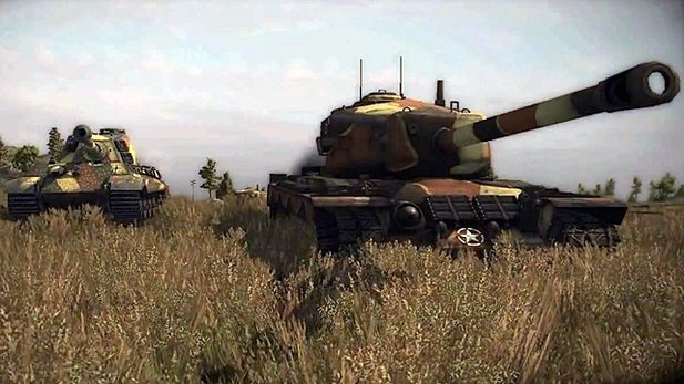Video zum Update 7.0 von World of Tanks
