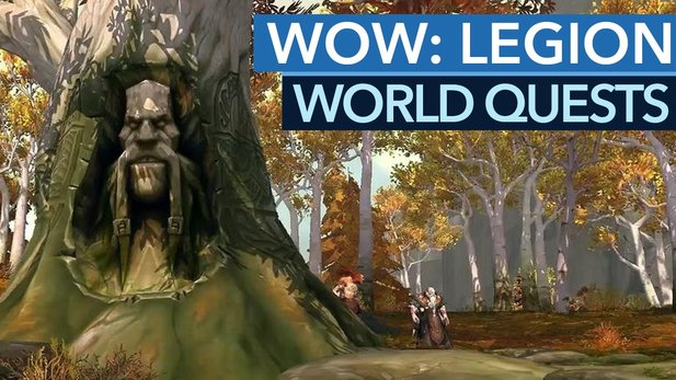 World of Warcraft: Legion - World Quests: Das neue Endgame