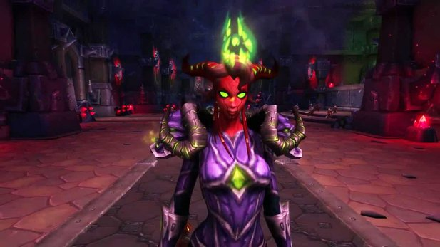 World of Warcraft: Warlords of Draenor - Neue Höllenfeuer-Zitadelle im Trailer
