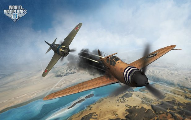 Die Closed-Beta von World of Warplanes beginnt am 31. Mai 2012.