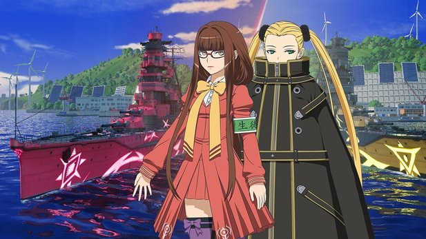Aktuell kann man in World of Warships die ARP Haruna und Arp Hiei aus der Anime-Serie Arpeggio of the Blue Steel freischalten.