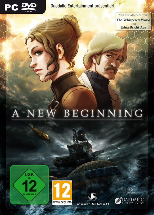 Cover zu A New Beginning