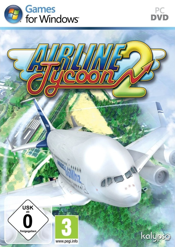 Cover zu Airline Tycoon 2