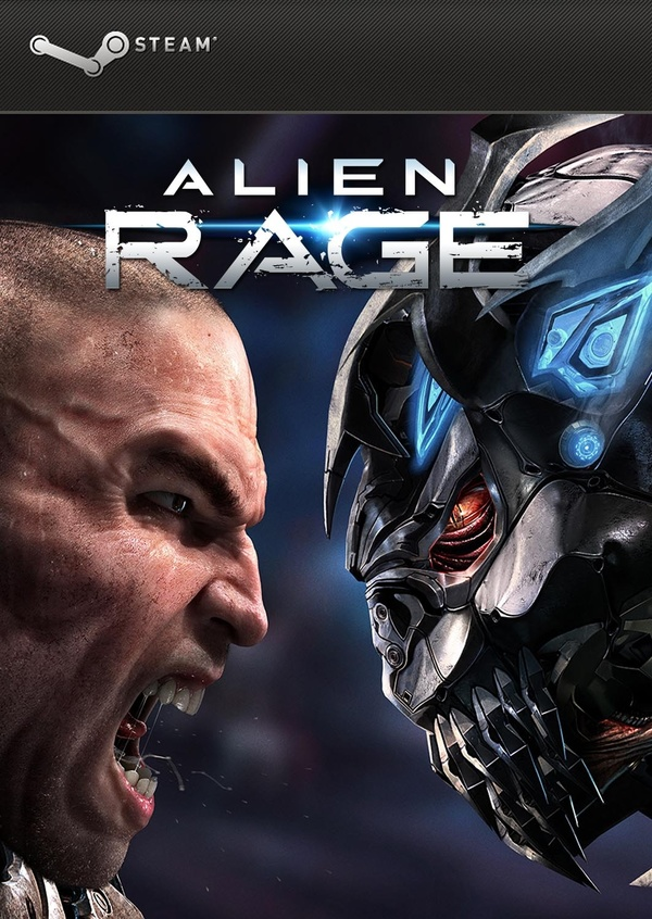 Cover zu Alien Rage