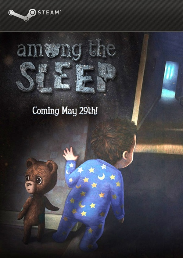 Cover zu Among the Sleep