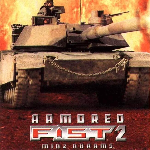 Cover zu Armored Fist 2