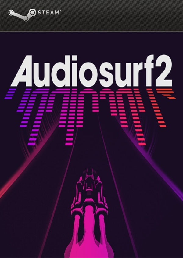 Cover zu Audiosurf 2