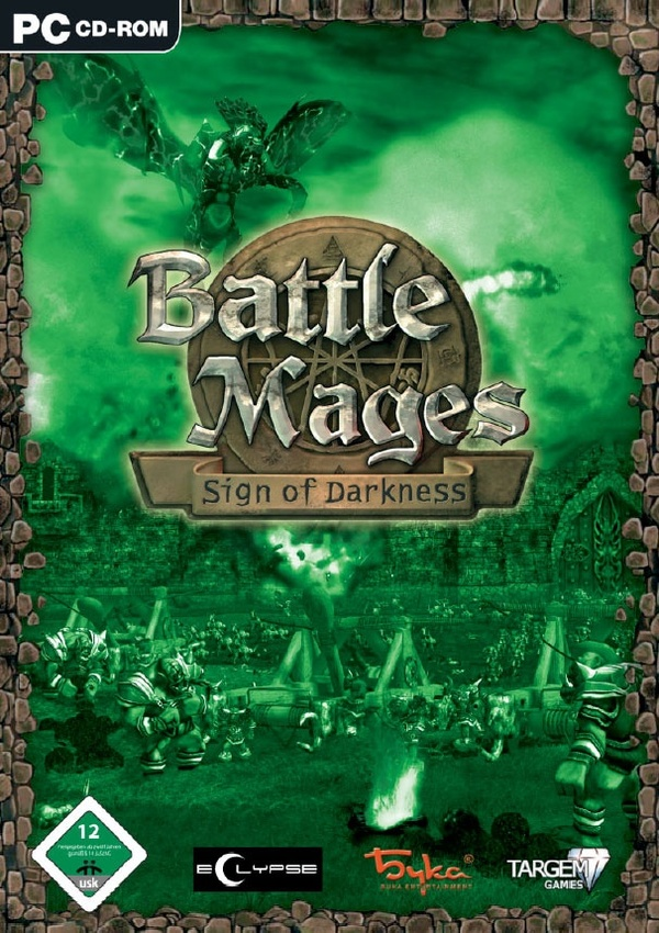 Cover zu Battle Mages: Signs of Darkness