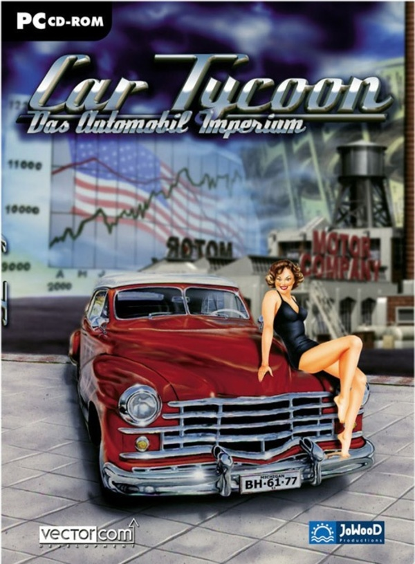 Cover zu Car Tycoon