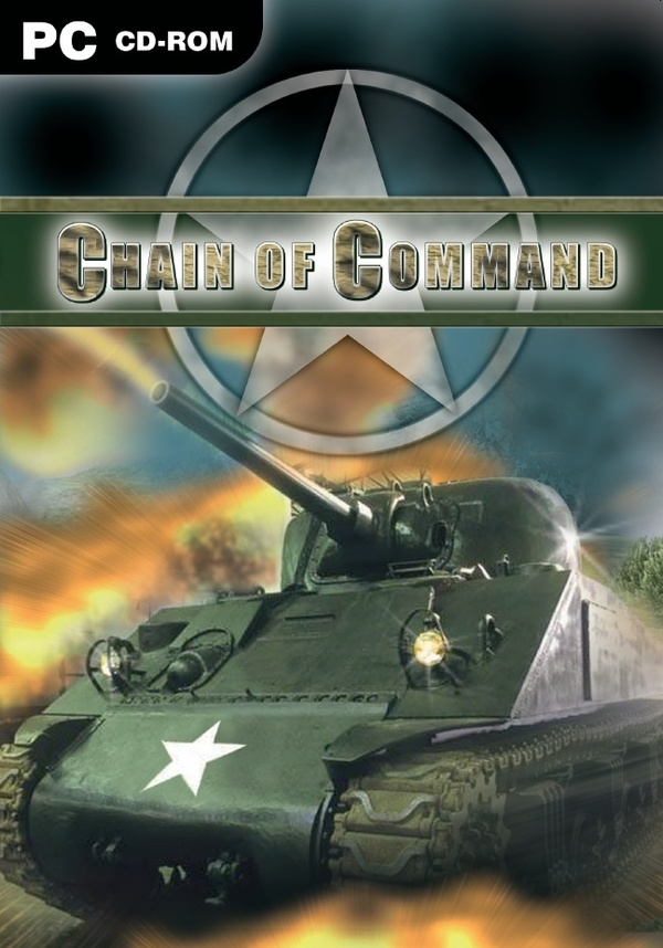 chain of command pc spielecover gamestar