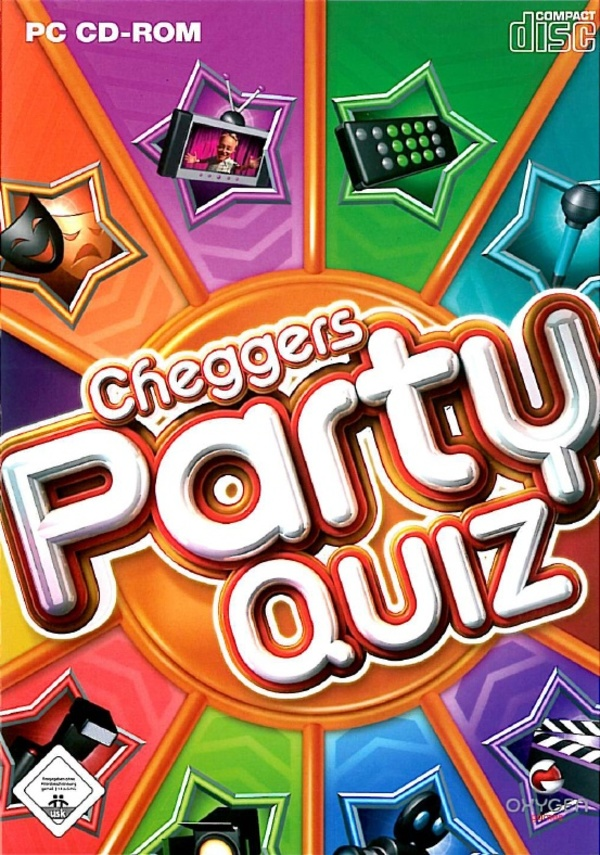 Cover zu Cheggers Party Quiz