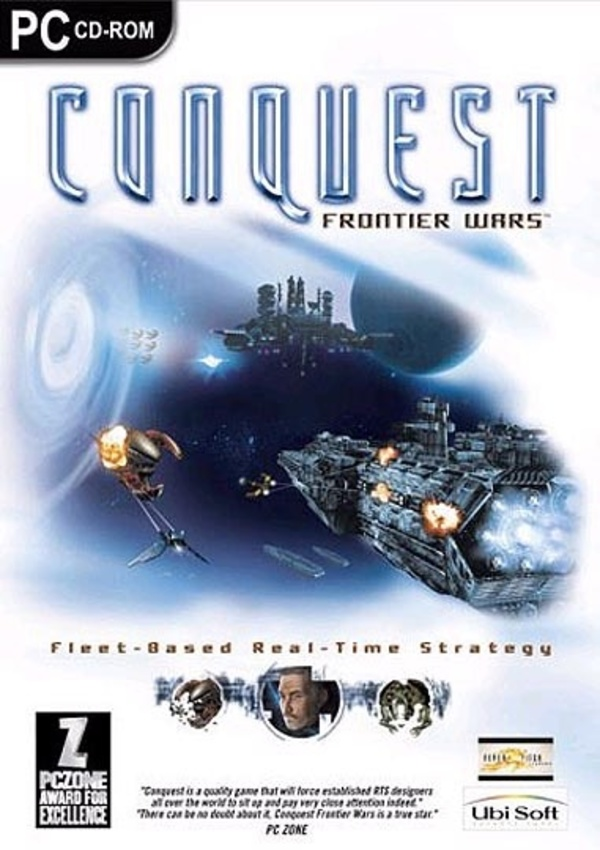 Cover zu Conquest: Frontier Wars