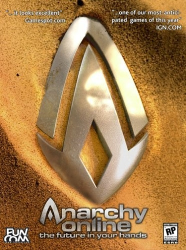 Cover zu Anarchy Online