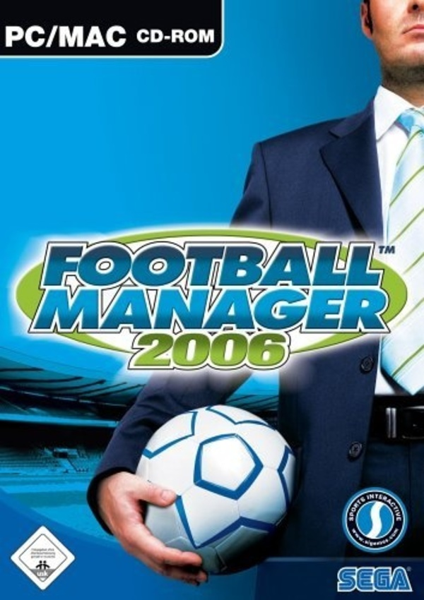Cover zu Football Manager 2006