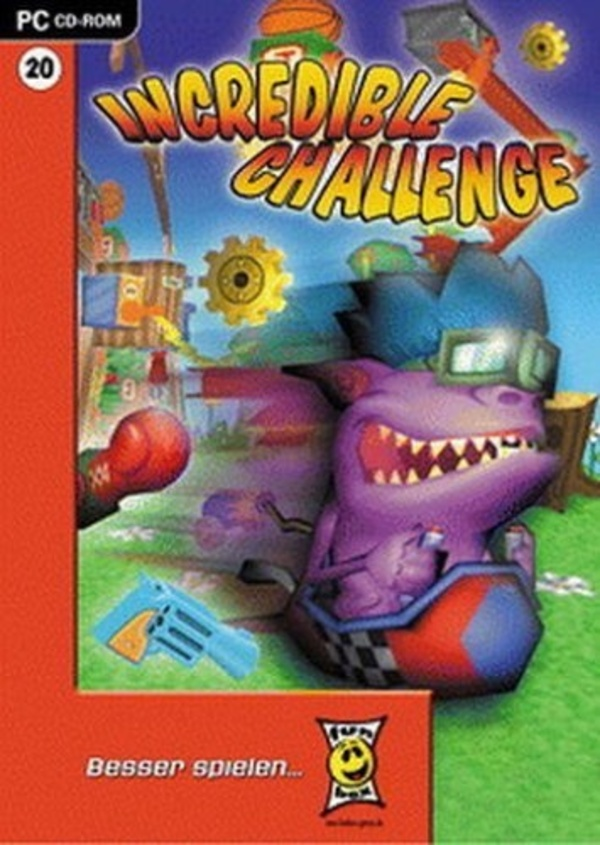 Cover zu Incredible Challenge