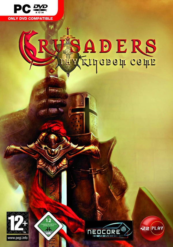 Cover zu Crusaders: Thy Kingdom Come