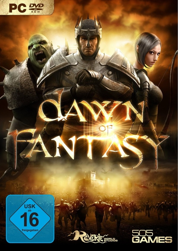 Cover zu Dawn of Fantasy