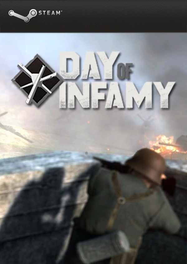 Cover zu Day of Infamy