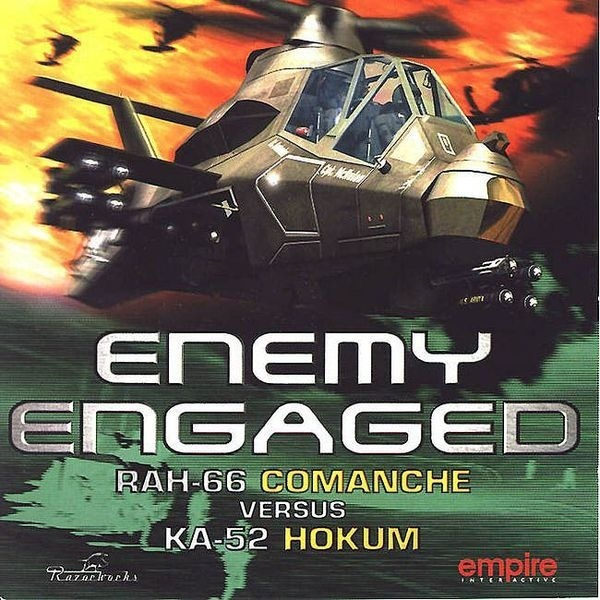 Cover zu Enemy Engaged: RAH-66 Comanche vs. Ka-52 Hokum