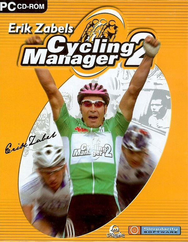 Cover zu Erik Zabels Cycling Manager 2